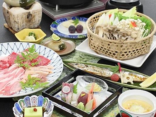 ☆秋季限定☆ 料理長おすすめ!!【秋晴会席プラン 】